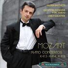 Wolfgang Amadeus Mozart - Mozart: Piano Concertos, K. 413-415 (2012)