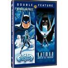 Batman: Mask of Phantasm Batman and Mr. Freeze: Sub Zero (DVD, 2008)