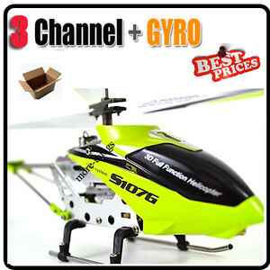 S107-3-Channel-3CH-Remote-Control-RC-GYRO-Mini-Metal-Helicopter-Green-S107G
