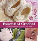 Essential Crochet : Create 30 Irresistible Projects with a Few Basic Stitches by Erika Knight (2006, Hardcover)