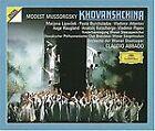 Modest Mussorgsky - Mussorgsky: Kovanschina (1990)