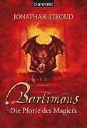 Bartimäus, Die Pforte des Magiers von Jonathan Stroud  wie neu