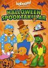 kaboom: Halloween Spooktakular (DVD, 2012)