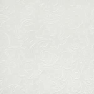 Plain White Ivory Damask Pvc Vinyl Tablecloth Free Sample