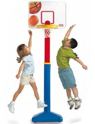canestro da basket da esterno giardino gioco giocattolo pallacanestro con palla