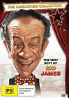 Sid James Caricature Collection (DVD, 2011)