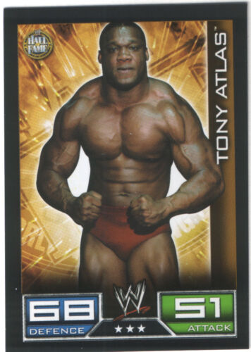 Slam Attax Trading Cards Pick From List Hall Of Fame