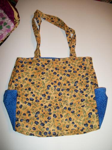 Handmade Bingo Bags Cotton Tote Child Children Carry Games