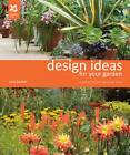 Design Ideas for Your Garden: Inspired by the National Trust by Jacq Barber (Hardback, 2013)