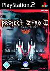Project Zero II - Crimson Butterfly (Sony PlayStation 2, 2004, DVD-Box)