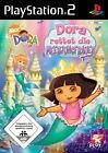 Dora rettet die Meerjungfrauen (Sony PlayStation 2, 2009, DVD-Box)