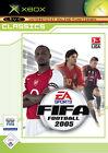 FIFA Football 2005 (Microsoft Xbox, 2005, DVD-Box)