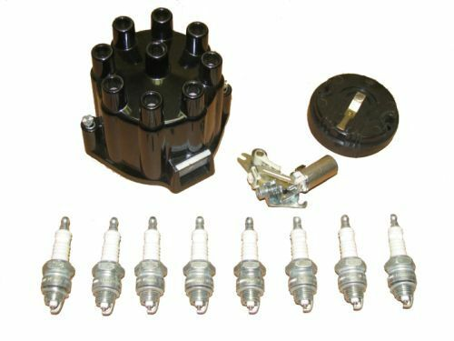 Tune Up Kit w// Spark Plugs 61 62 63 Buick Special Skylark V8 4bbl carb NEW