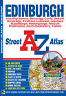 Edinburgh Street Atlas by Geographers' A-Z Map Company (Paperback, 2013)