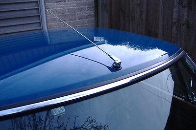 Chrome Roof Aerial Antenna Classic Rover P4 P5 P5B  75 80 90 100 3 Litre 3.5
