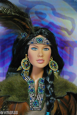 Wind Rider Barbie Doll - A Native American beauty MINT/NRFB