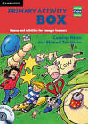 Primary Activity Box Book and Audio CD: Games and Activities for Younger Learners by Michael Tomlinson, Caroline Nixon (Mixed media product, 2012)