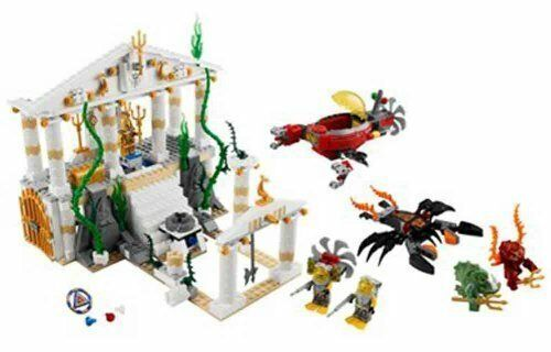 Lego City of Atlantis (7985)