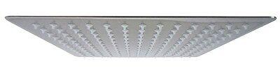 ALFI brand RAIN12S-PSS POLISHED Stainless Steel Square Rainfall Shower Head