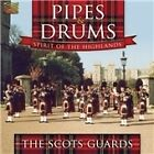 Scots Guards Regimental Band - Pipes and Drums (Spirit of the Highlands, 2008)