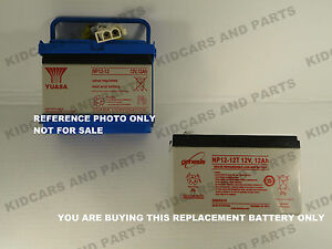 Yamaha Raptor Battery Charger