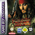 Pirates Of The Caribbean: Fluch der Karibik 2 (Nintendo Game Boy Advance, 2006)