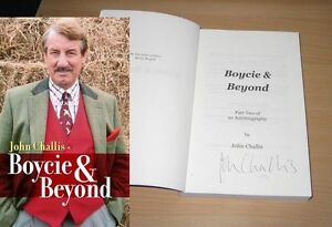 John-Challis-Boycie-amp-Beyond-Book-SIGNED-Only-Fools-and-Horses-Vol-2
