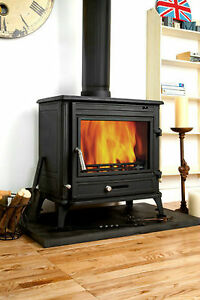 COSEYFIRE-A228-WOODBURNING-CAST-IRON-STOVE-STOVE-FIRE-WOODBURNER-MULTI-FUEL