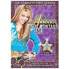 Hannah Montana - The Complete First Season (DVD, multi-disc set)