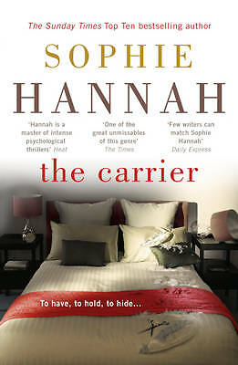 The Carrier: Culver Valley Crime Book 8, Hannah, Sophie | Paperback Book | Good