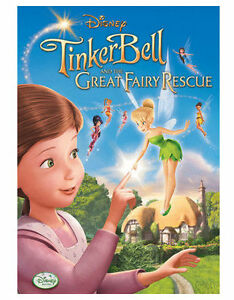 Tinker-Bell-and-the-Great-Fairy-Rescue-DVD-DISNEY-USED-VERY-GOOD