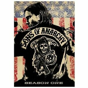 Sons-of-Anarchy-Season-1-DVD-2009-4-Disc-Set-BRAND-NEW-FACTORY-SEALED