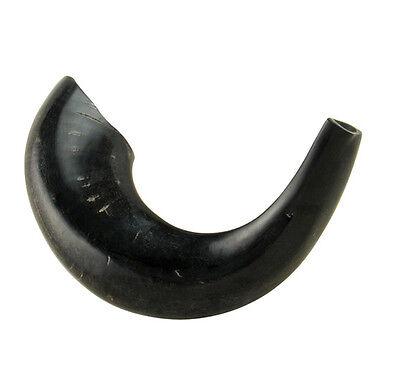 "13""-14"" Kosher Black Rams Horn Shofar - Polished"