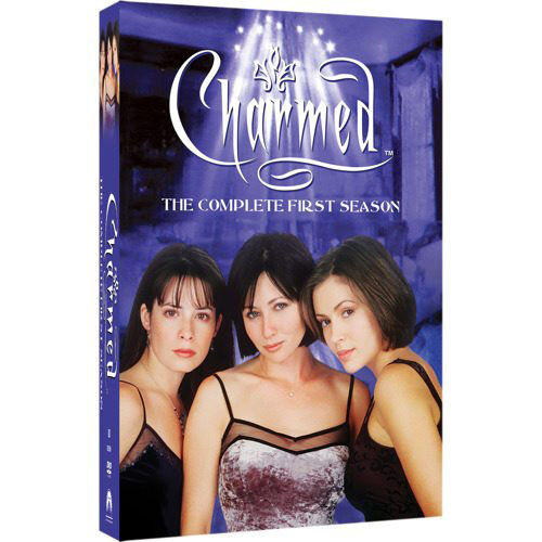 Charmed - The Complete First Season (DVD, 2005, 6-Disc Set) FS Free Ship #S3621