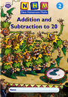 New Heinemann Maths Year 2, Addition and Subtraction to 20 Activity Book by Pearson Education Limited (Multiple copy pack, 1999)