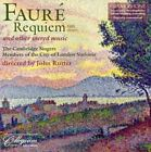 Gabriel Faure - Fauré: Requiem and Other Sacred Music (2010)