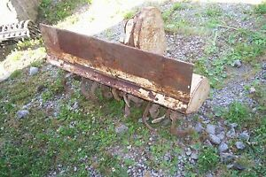 Image Is Loading International Harvester Cub Cadet Number 1 Tiller  Rototiller