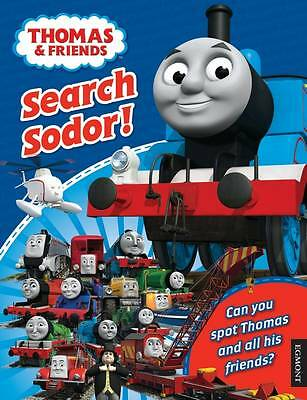 (Good)140526585X Thomas & Friends Search Sodor! (Search & Find Books),,Paperback