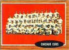 1962 Topps Chicago Cubs #552 Baseball Card