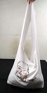Marc-By-Marc-Jacobs-Sling-Skull-White-Tote-Shoulder-Bag-Designer-Handbag-New