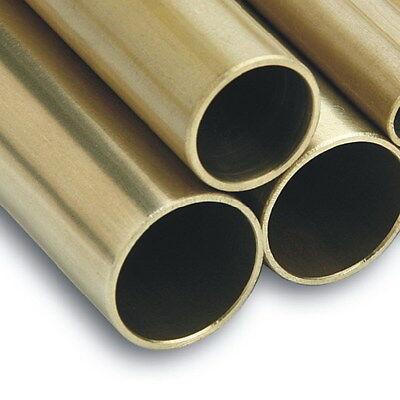 "Brass Tube - 10mm 1/2"" 5/8"" 19mm 25mm 32mm 38mm 51mm 2"" Brass Tube brass Pipe"