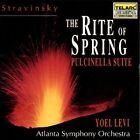 Igor Stravinsky - Stravinksy: The Rite of Spring; Pulcinella Suite (1992)