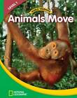 World Windows 1 (Science): Animals Move: Content Literacy, Nonfiction Reading, Language & Literacy by YBM, National Geographic Learning (Pamphlet, 2011)