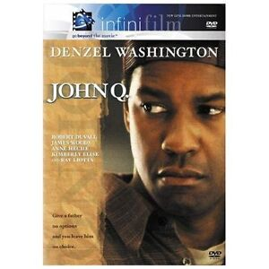 John-Q-DVD-2002-Disc-Only
