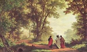 road-to-Emmaus-Robert-Zund-repro-oil-painting