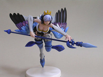 Gwendoline Odin Spear Dashing Cute 1/7 Unpainted Figure Model Resin Kit