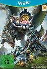 Monster Hunter 3 Ultimate (Nintendo Wii U, 2013, DVD-Box)