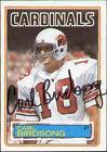 1983 Topps Carl Birdsong #154 Football Card