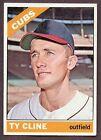 1966 Topps Ty Cline #306 Baseball Card