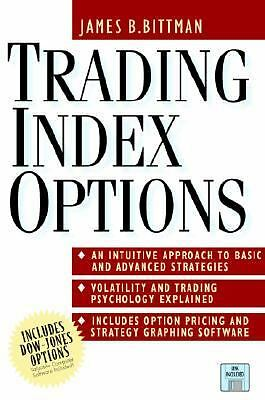 Trading Index Options, Bittman, James B., Good Condition, Book